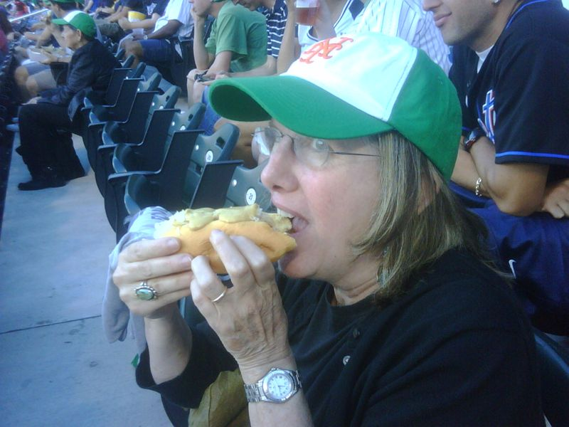 Linda hot dog